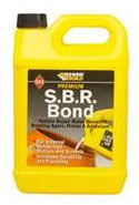 SBR Bond and adhesive