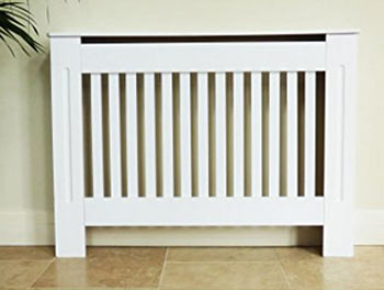 Radiator cabinet available on Amazon
