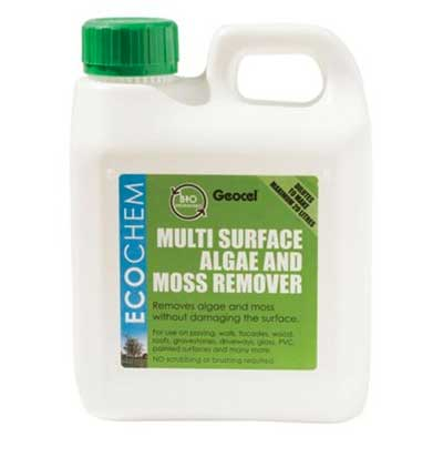 Eco friendly moss killer and remover