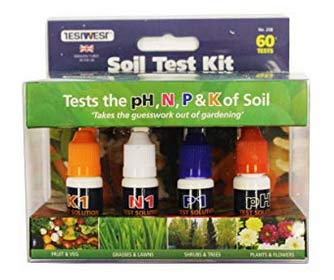 Soil quality test kit