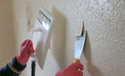 How To Remove Wood Chip Wallpaper And Textured Wallpaper