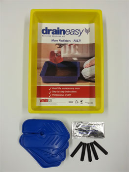 The DrainEasy radiator draining kit