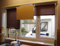 Blinds all fitted