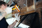 Timber resin splice kit