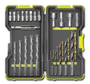 Drillbit set