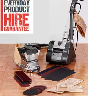 Floor sander and Edge sander