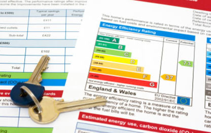 Energy Performance Certificate or EPC