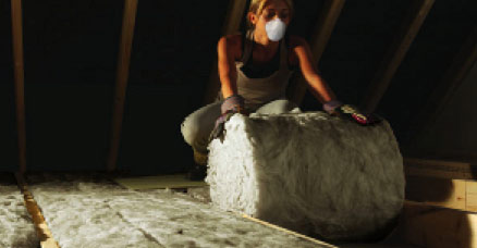 More insulation will improve your SAP rating