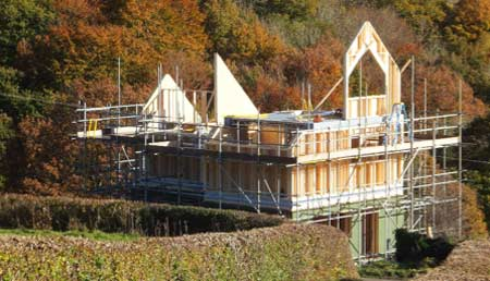 Reduce stress with the right self-build mortgage