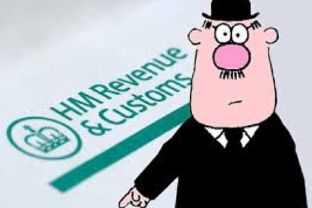 The taxman refunds any VAT recoveries