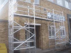 Scaffold Tower Sales: Industrial Tower