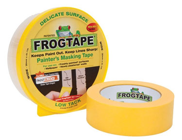 Painters low-tack masking tape