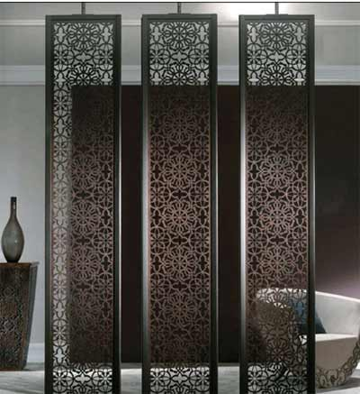 Contemporary Jali Screens
