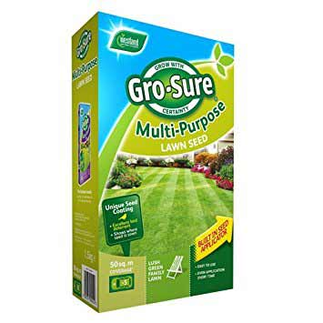 Multi purpose grass seed