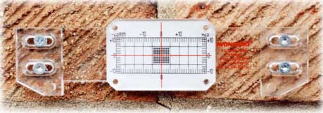Crack Monitoring Gauge
