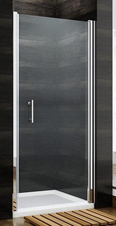 Alcove shower enclosure