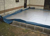 Concrete Floor Insulation