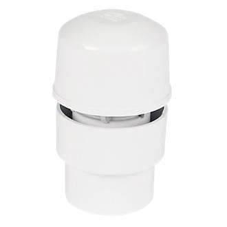 Solvent weld air admittance valve