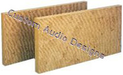 High Performance Acoustic Wool