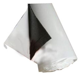Using a self adhesive, dense sound barrier is an easy way to reduce sound