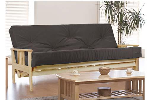 Japanese-style futon