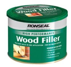 Ronseal 2-part wood filler