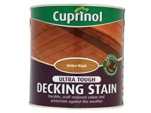 Ultra tough decking stain