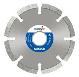 Diamond mortar joint cutting disc