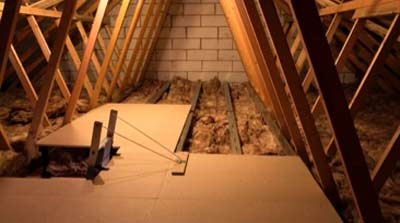 Boarding a loft with Storefloor