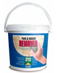 Eco Solutions varnish and paint stripper