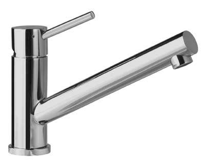 Modern stylish monobloc tap