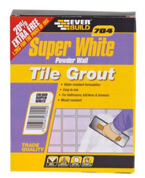 The best Everbuild tiling grout