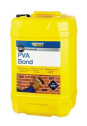 2.5 litre container of PVA Bond