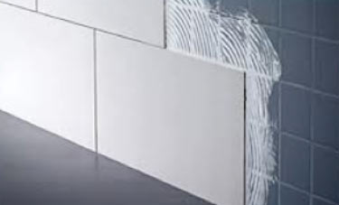 grouting bathroom wall tile