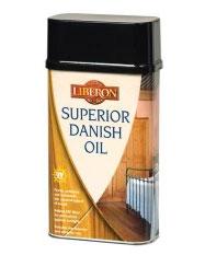 Liberon Superior Danish Oil