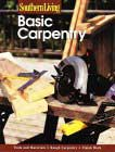 DIY Book: Basic Carpentry