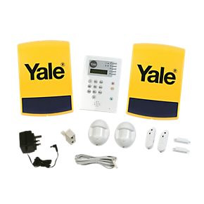 Yale wireless alarm DIY installation kit