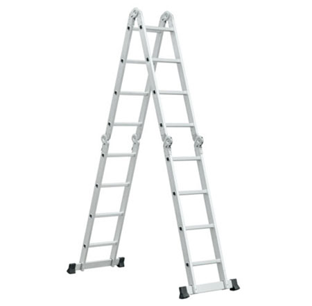 Articulated or scaffold ladder