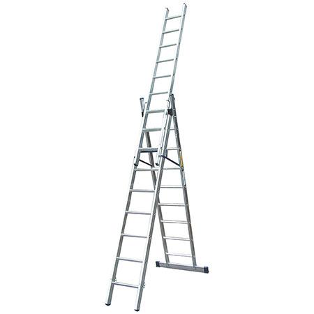 The very versatile combination ladder