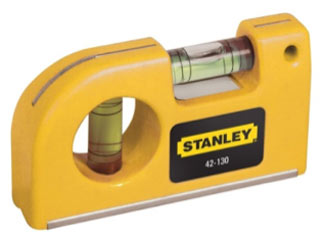 Stanley horizontal and vertical level