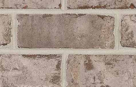 Mortar joint in brickwork
