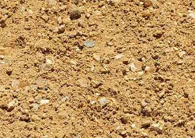 Standard builders sharp sand