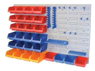 Faithfull tools storage set