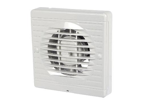 Axial extractor fan