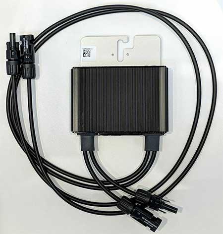 Solar panel power optimiser