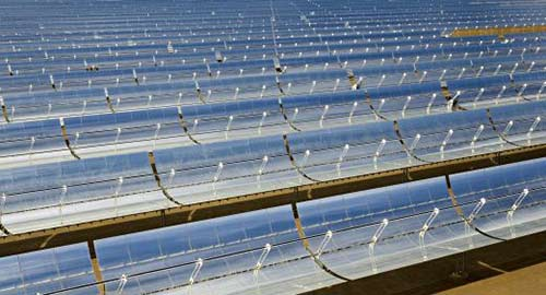 Concentrated photovoltaic solar system