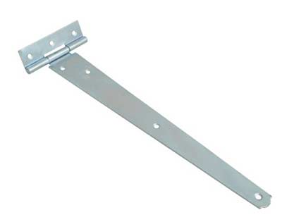 Tee Hinge for use on store, workshop or shed