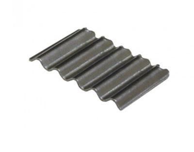 Corrugated fastener