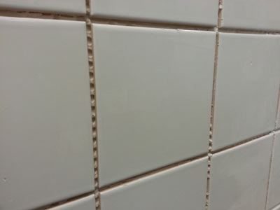 Traditional square edge ceramic wall tiles