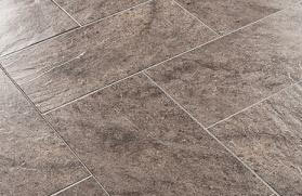 Textured floor tiles with a matt finish